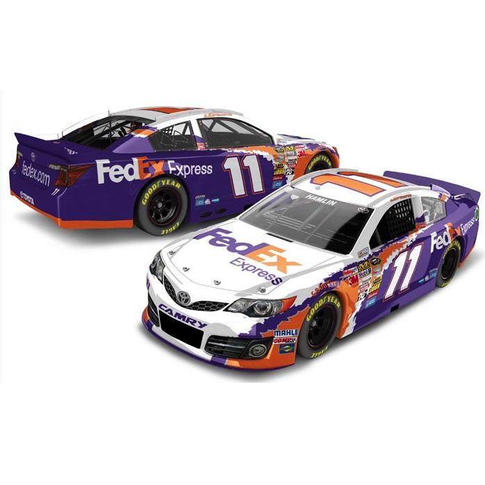 T04-Denny Hamlin #11 FedEx TOYOTA CAMRY